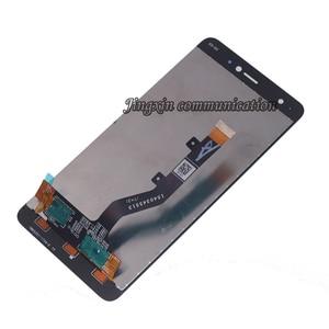 Image 4 - new lcd For BQ Aquaris X LCD display touch screen digitizer assembly  for bq Aquaris X Pro display mobile phone repair parts