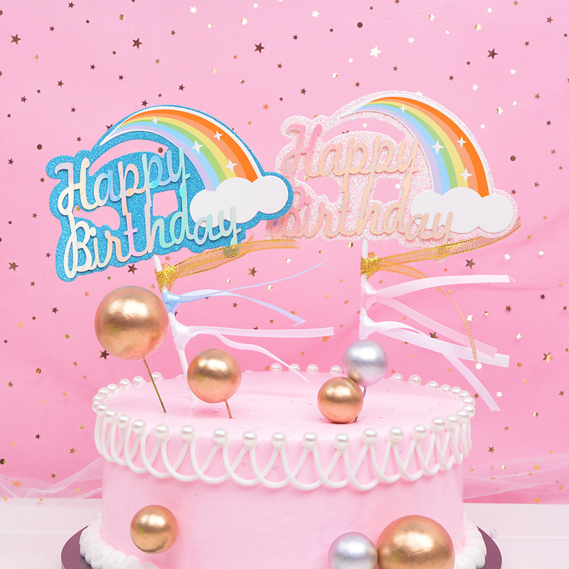 Ice Cream Badge Birthday Banner Personalized Party Backdrop Decoration