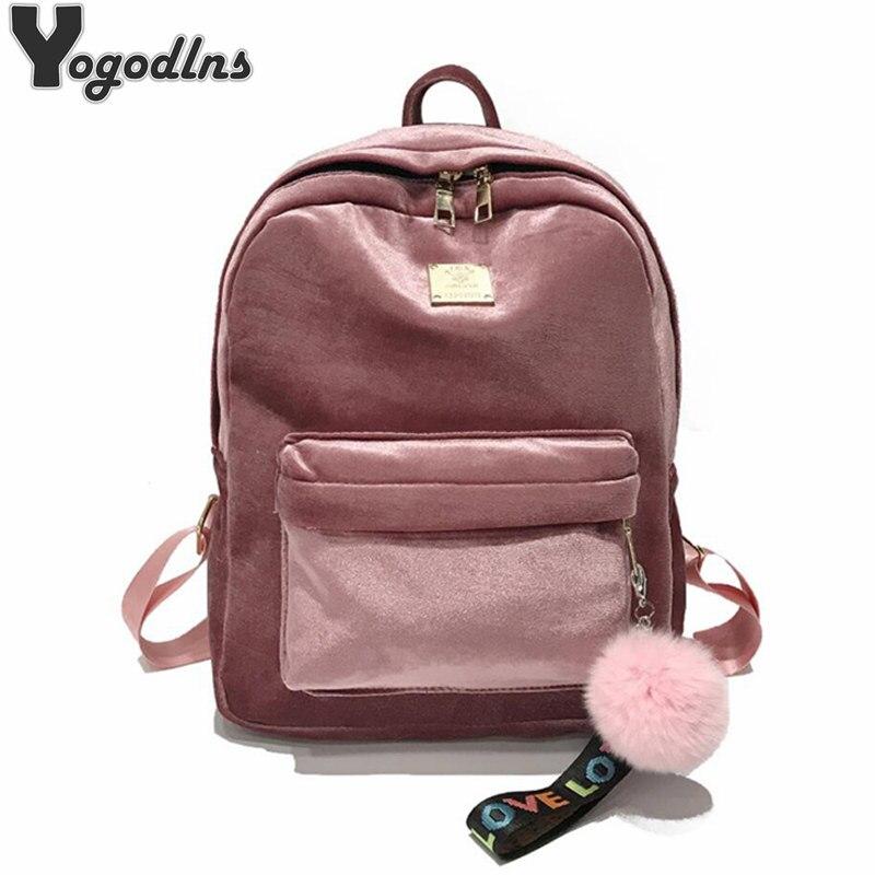 Backpacks, Fashion, Women, Girls, For, School