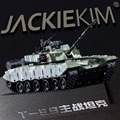 High Simulation Collection Model Toys Car Styling China T99 Main Battle Tanks Model 1:48 Alloy Tank Model Excellent Gifts
