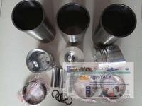 Fengshou Mahindra 254 With IL316DI Direct Chamber 385 Set Of Piston Piston Rings Piston Pin Circlip