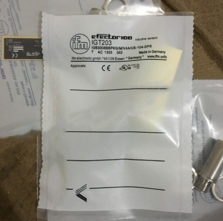 FREE SHIPPING 100 NEW IGT204 IGT201 IGT205 IGT202 IG5539 IFT210 IFT206 IFT207 IFT208 IFT209 proximity sensor in ABS Sensor from Automobiles Motorcycles