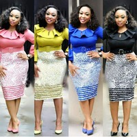 New style African Women clothing Dashiki fashion Print cloth dress size L XL XXL XXXL XXXXL
