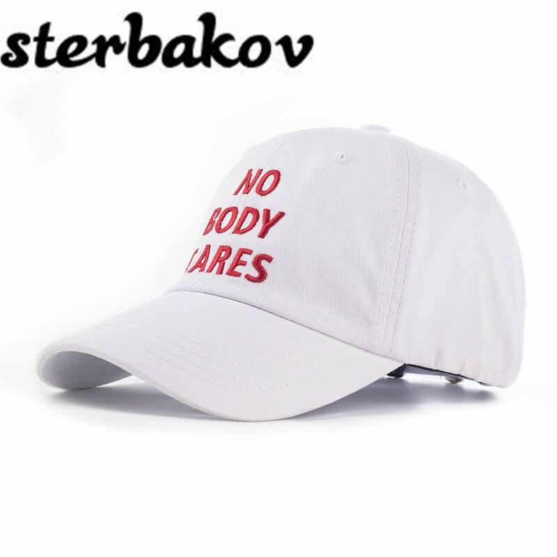 Módní značka Sterbakov baseballová čepice / bavlněná výšivka Snapback klobouk pro muže a ženy / hip-hop módní volný čas klobouk!