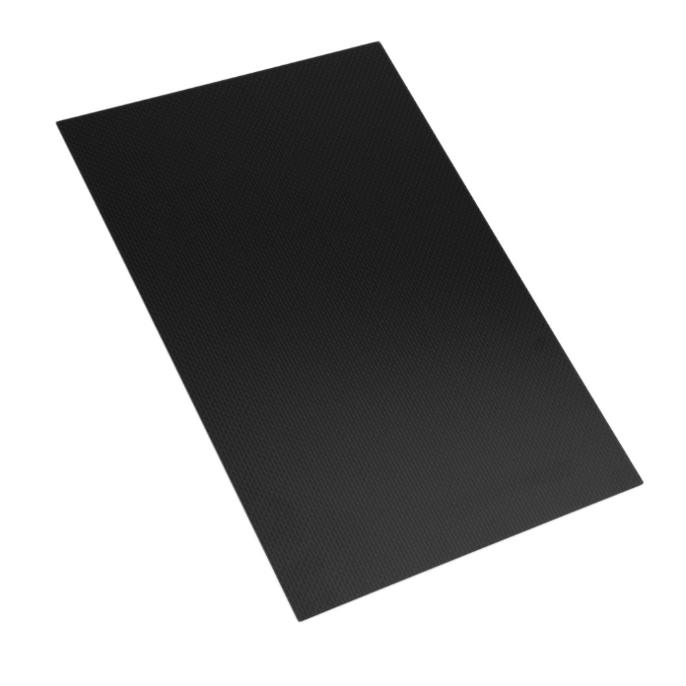 все цены на 300*200*0.5mm Full Carbon Fiber Plate Panel Sheet Plain Weave Matt Surface Toys for Children онлайн