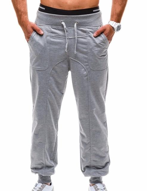 2016 Casual Haren Parkour Motion Feet 3 Color Clothing Mens Joggers Yeezy Boost Pantalon Homme Gymshark Pants