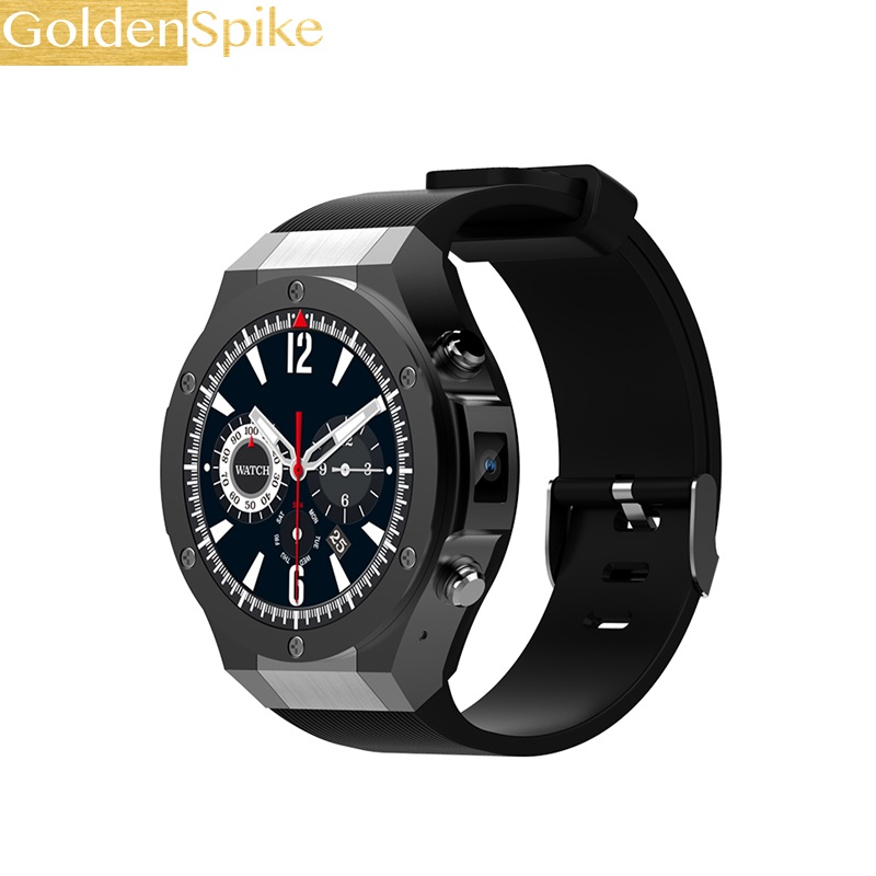 New Arrival H2 Smart Watch MTK6580 1.40 inch 400*400 GPS Wifi 3G Heart Rate Monitor 16GB+1G For Android IOS PK KW88 jrgk kw99 3g smartwatch phone android 1 39 mtk6580 quad core heart rate monitor pedometer gps smart watch for mens pk kw88