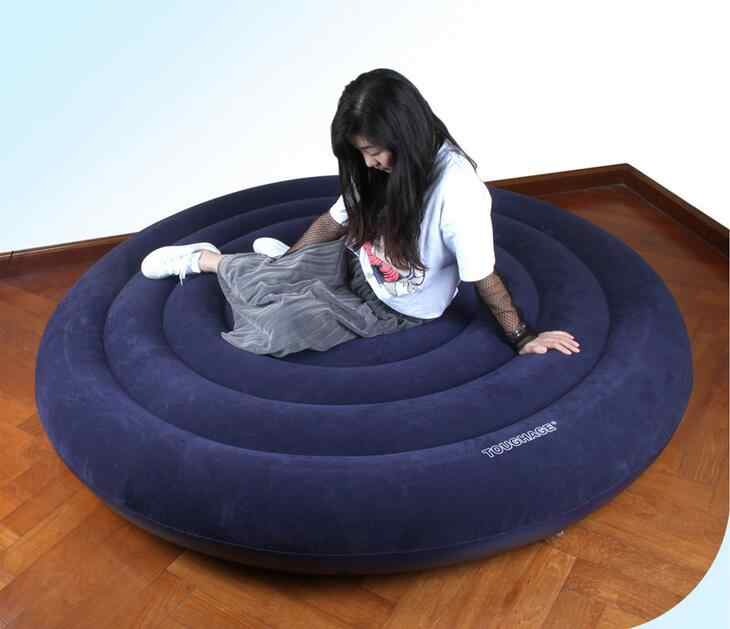 Inflatable Sex รอบหมอนสำหรับผู้ใหญ่โซฟาผลิตภัณฑ์สำหรับผู้ใหญ่เกม SM การฝึกอบรมของเล่นและนุ่มกลางแจ้ง easy carry นุ่ม