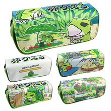2018 New Japan Kawaii Travel Frog Creative Pencils School Stationary Pencil Open Cartoon