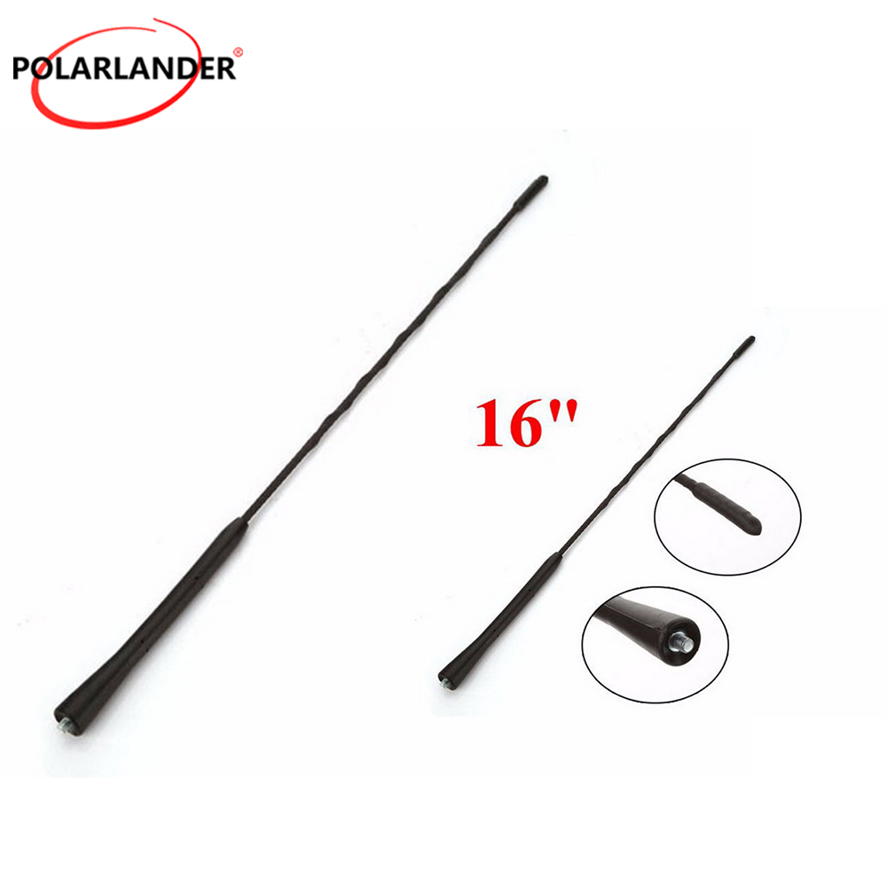 16 car radio AMFM automatic Antenna Whip Roof Mast Replacement Parts Aerials For BMW Z4 for Mazda for Toyota for VW Jetta