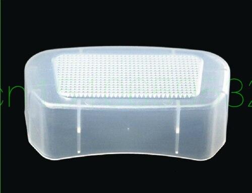 Bounce Diffuser Softbox White for Canon Flash Light 320EX 320 EX