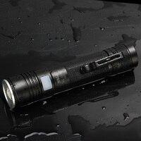 YAGE Flashlight Q5 Aluminum Waterproof Zoomable CREE USB LED Flashlight Torch light Lantern Five Modes for 18650 Battery