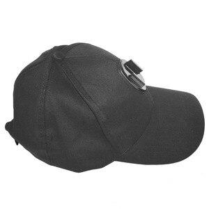 Image 4 - Soporte para gorra de béisbol para exteriores Kaliou para GoPro 6 5 4 3 2 1 SJCAM SJ4000 SJ5000 accesorios para Cámara de Acción