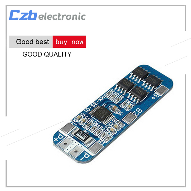 3s 10a 12v Lithium Battery Charger Protection Board Module For 3pcs