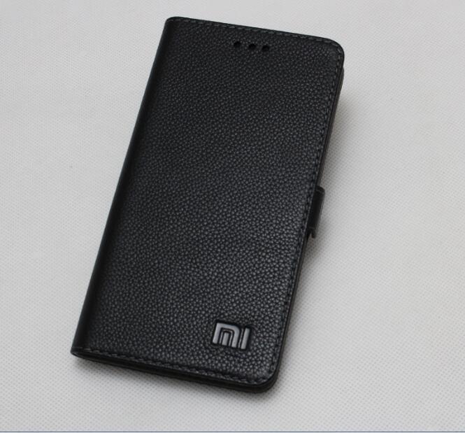 imágenes para Genuino Para Xiaomi mi5S Plus Funda de piel Cubierta de Libro de Lujo Del Cuero Del Tirón Para Xiaomi 5S más Caso del Soporte Del teléfono