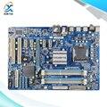 Para gigabyte ga-ep43t-s3l original usado desktop mãe ga-p43 ep43t-s3l para intel socket lga 775 ddr3 atx à venda