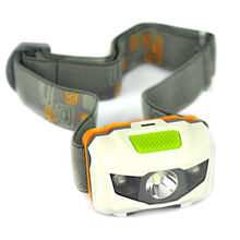 Adjustable Red / White 4 Mode 3 LED Headlamp Headlight Head Light Lamp linterna frontal Torch For Bicycle Outdoor Running