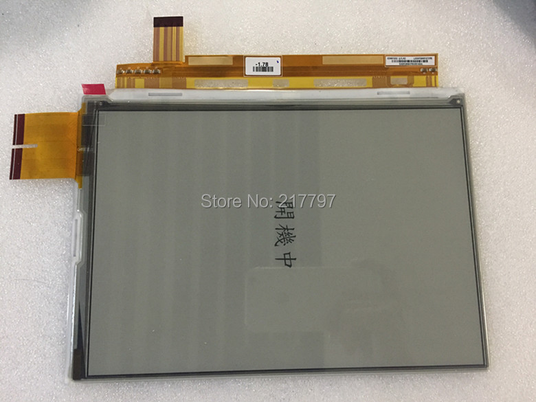 ФОТО Free shipping The new electronic paper book ED097OD2 with touch screen