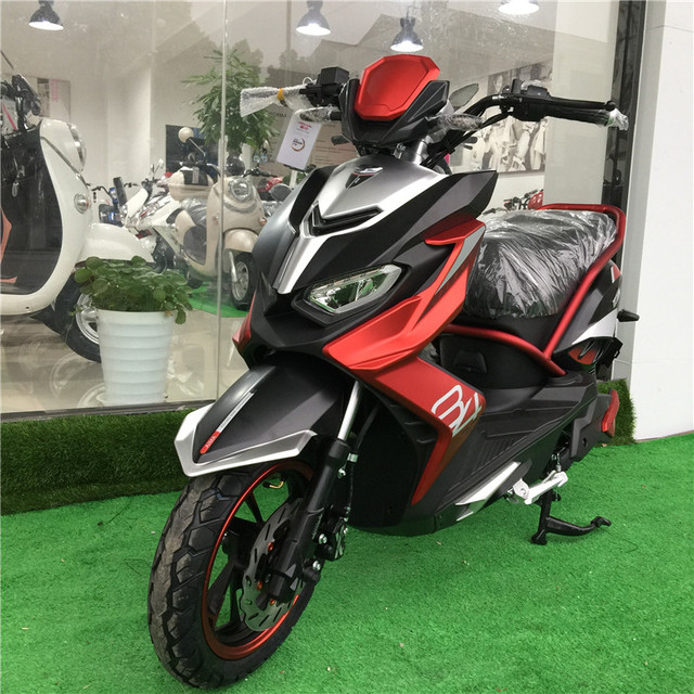 Hcgwork Aima S5 Saber Toothed Tiger Electric Scooter Motorcycle Motorbike Ebike 72v20ah Le Quality