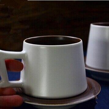 Café haut de gamme tasses de bonne qualité tasse Simple et élégant tasse bonne idée cadeau de bonne qualité