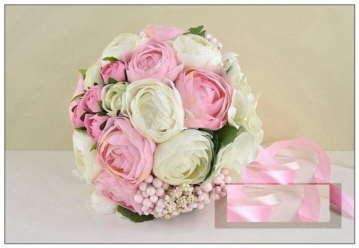 Fenbo Department Korean Brides Hand Bouquet Get Married