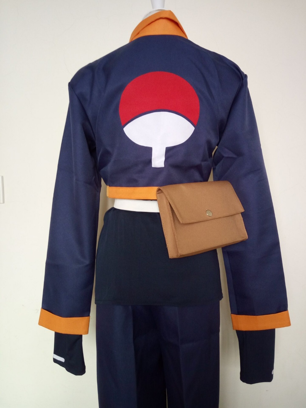Japan Anime Naruto Obito Uchiha Unisex Cosplay Costume