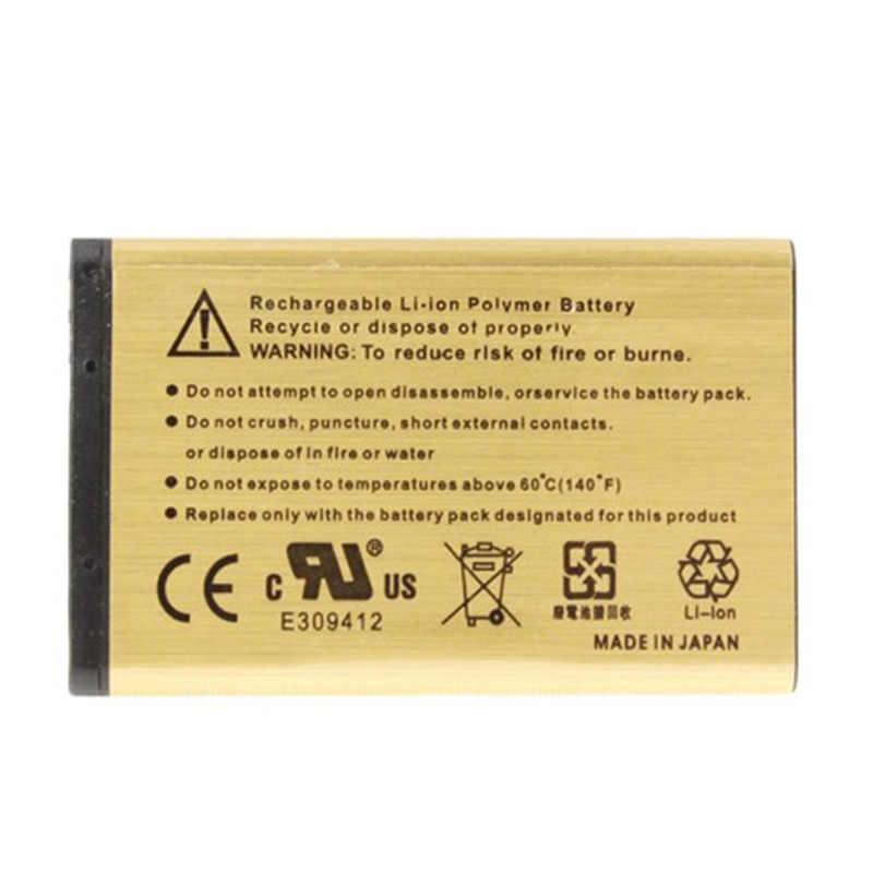 Nouveau 3.7V 2450mAh Batterie BL-5C BL5C BL 5C Téléphone Bateria Remplacer Pour Nokia 2112 2118 2255 2270 2280 2300 2600 2610 3125 3230