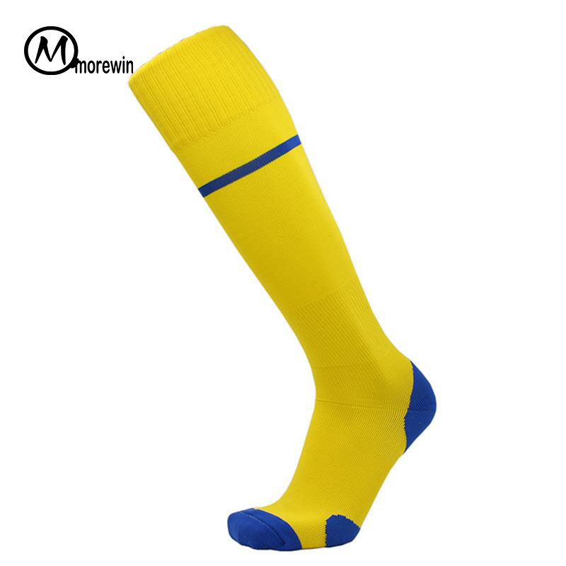 Morewin 1 Pair Ski Socks Football Soccer Sock Cotton Men Women Cycling Snowboard Sport Socks Skiing Socks Top Quality