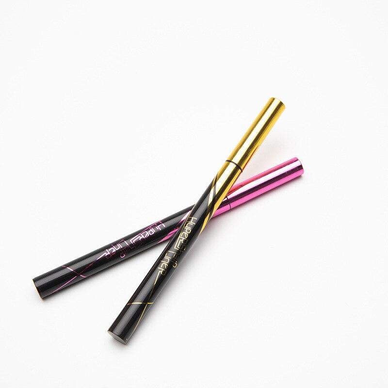 1PC Black Brown Waterproof Eyeliner Pencil Long-lasting Liquid Eye Liner Pen Pencil Make Up Tool 4