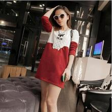 New arrival maternity clothes pregnant women sweater clima thick hoodies cashmere sweaters SH-7730