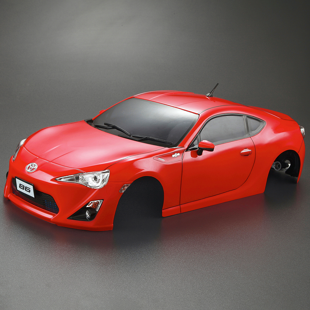 RC Car Body Shell Frame Kit for Toyota 86 1:10 Electric Touring RC Cars Racing DIY RC Parts