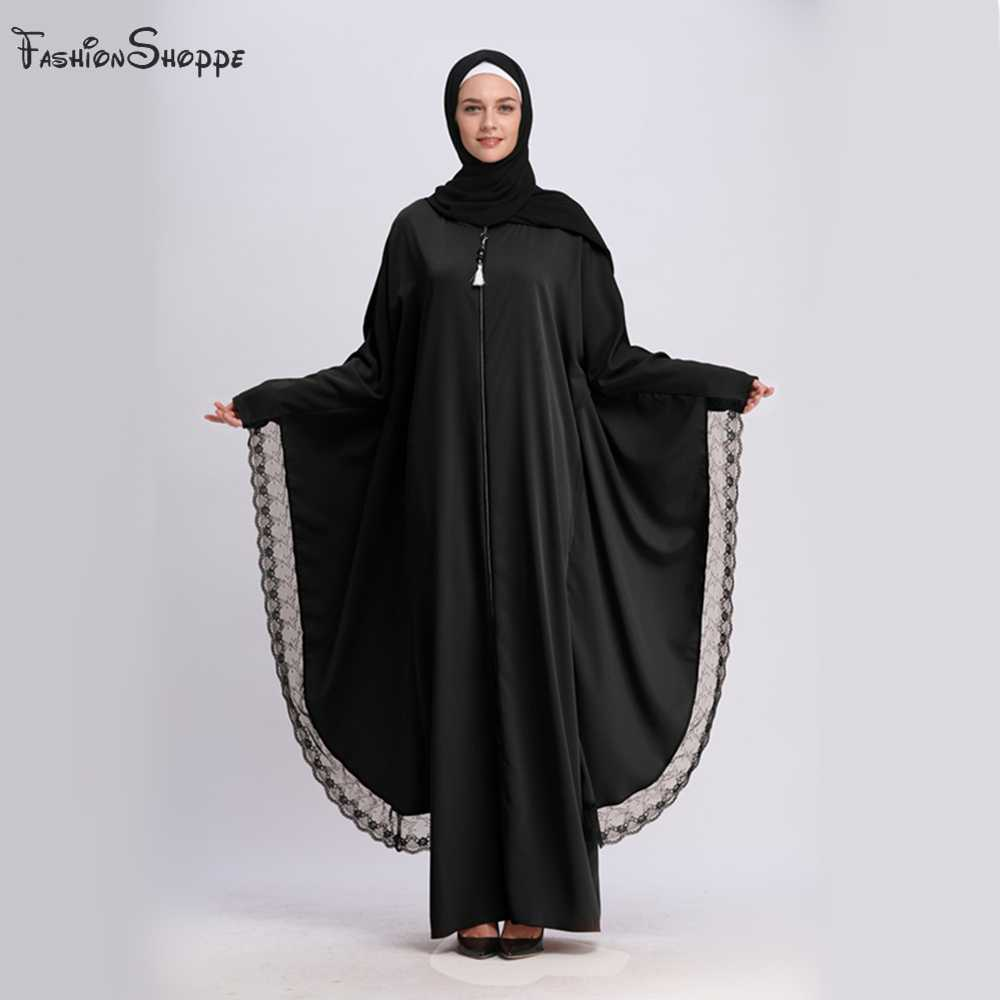 68b3182cd6 Modest Islamic Dress Islam Women Clothing Muslim Dress Moroccan Kaftan  Dubai Hijab Qatar Turkish Abaya Elegant