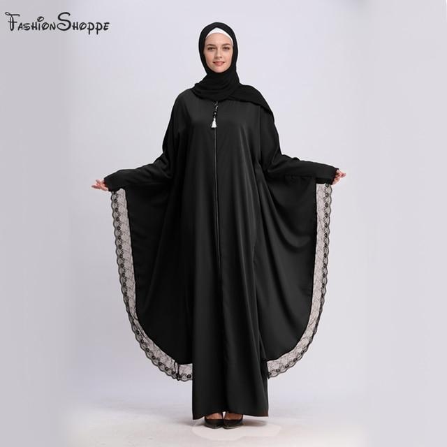 53571c68a1b Modest Islamic Dress Islam Women Clothing Muslim Dress Moroccan Kaftan  Dubai Hijab Qatar Turkish Abaya Elegant Robe Caftan D899