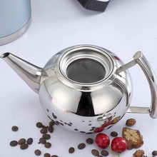 JUMAYO SHOP COLLECTIONS – STAINLESS TEA POT