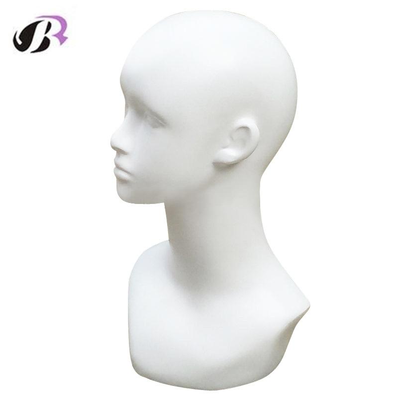 Besplatna dostava Muški gladak maneken glava model perika / šešir - Njega kose i styling - Foto 4