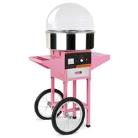 Vevor cotton candy machine/floss maker clear 20.5