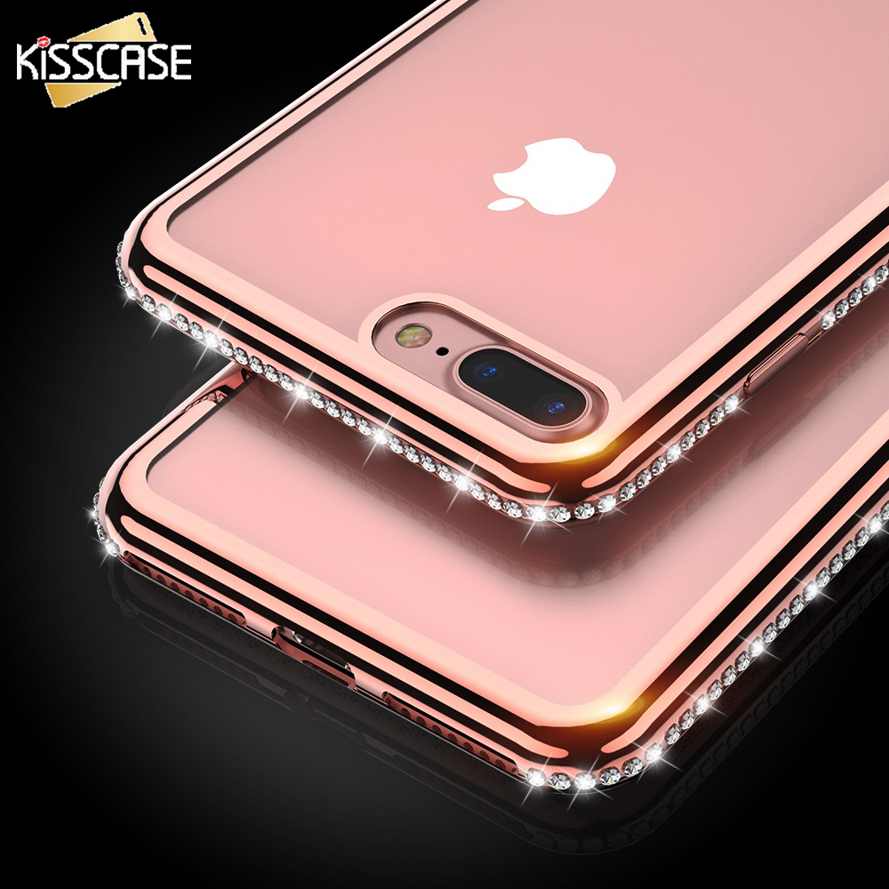 Rhinestone Iphone  Cases