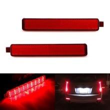 Для Buick Enclave Cadillac CTS Chevrolet SS Equinnox Trailblazer GMC Acadia Pontiac torent Stum VUE светодиодный светильник заднего бампера