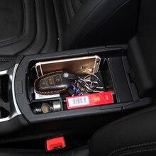 Для Citroen DS5 возрастом от 13 до 18 лет DS6 14-18 подкладке черный консоли перчатки подлокотник органайзер, Контейнер автомобиль Средства для укладки волос