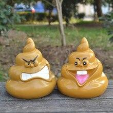 Creativity Poop Piggy Bank  Anger Sorrow Expression Cute Decoration, Creative Gift b