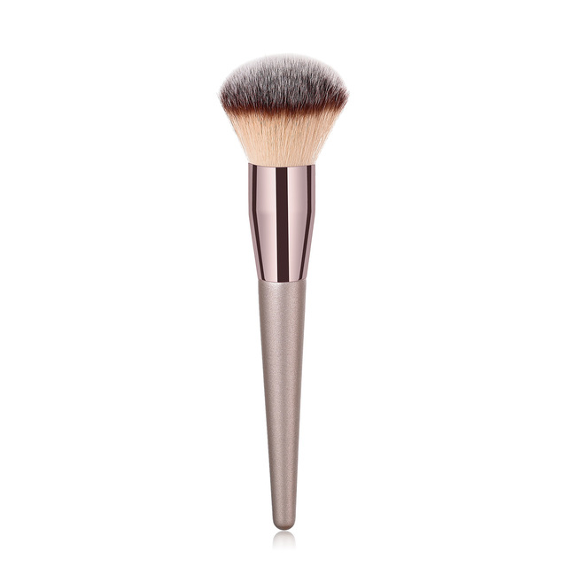 1 pc Makeup Brushes Wooden Foundation Cosmetic Eyebrow Eyeshadow Powder Brush Professional Brushes Cosmetic Tools Kit 4