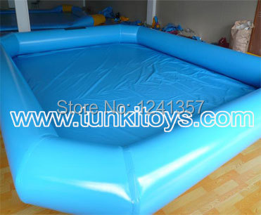 plastic tent water pool ocean,inflatable pool and water walking ball for kids,plastic water pool