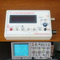 FG 100 Module 1HZ 500KHz digital sine wave DDS Function Signal Generator Sine + Triangle + Square Wave sawtooth