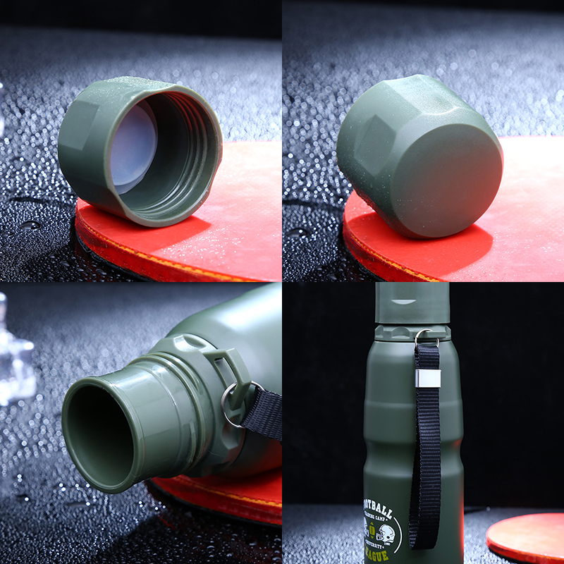 500ml Fashion Thermos Cup Stainless Steel Vacuum Flask Thermo Coffee Mug Travel Watter Bottle Insulated Cups