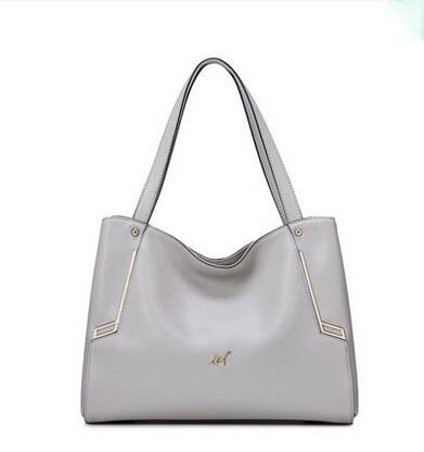 LAORENTOU brand bag leather handbag for women lady s Simple and elegant design