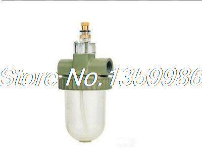 1 pcs Compressed Air Pneumatic 1/2 BSPT Lubricator Oiler 3000 L/min QIU-151 pcs Compressed Air Pneumatic 1/2 BSPT Lubricator Oiler 3000 L/min QIU-15