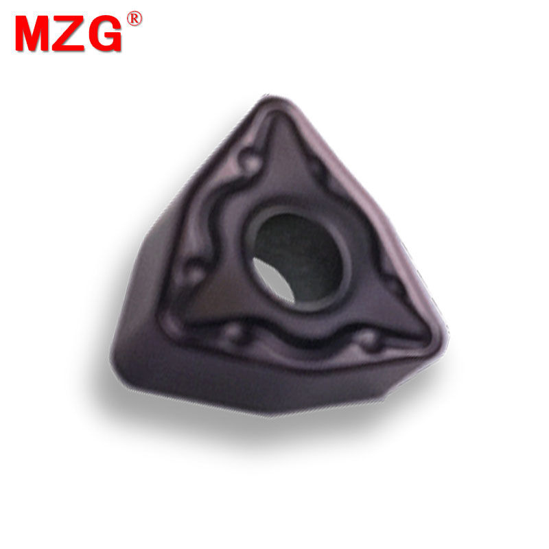 MZG WNMG080404 WNMG060408 MM ZP1521 Stainless Steel Processing Turning Boring CNC Tools Cement Carbide Inserts for