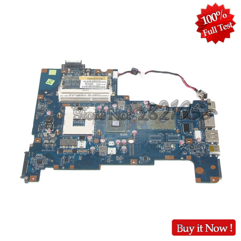 NOKOTION NALAA D04 LA-6042P K000103810 Laptop Motherboard For Toshiba Satellite L670 Main Board HM55 DDR3 Free CPU HD4500 nokotion mb k000104390 main board for toshiba satellite a660 a665 laptop motherboard la 6062p rev 2 0 hm55 gt330m ddr3
