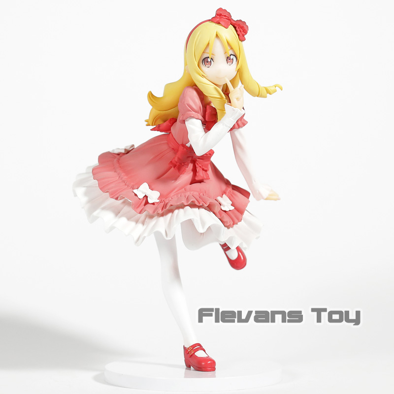 Anime Eromanga Sensei Elf Yamada 1/7 Scale Pre-painted Sexy PVC Action Figure Collectible Model ToyAnime Eromanga Sensei Elf Yamada 1/7 Scale Pre-painted Sexy PVC Action Figure Collectible Model Toy