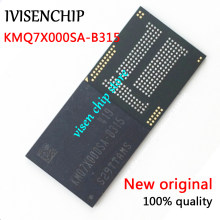 1-10pcs KMQ7X000SA-B315 KMQ7X000SA B315 eMMC memory nand flash chip IC(China)